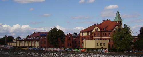 Wrocław - Centrum Biznesu ul. Długosza